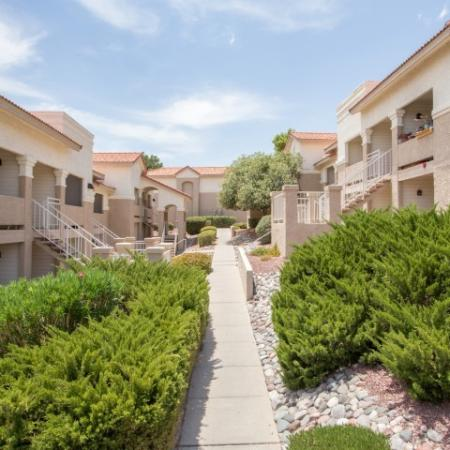private balconies and patios   Promontory apartments