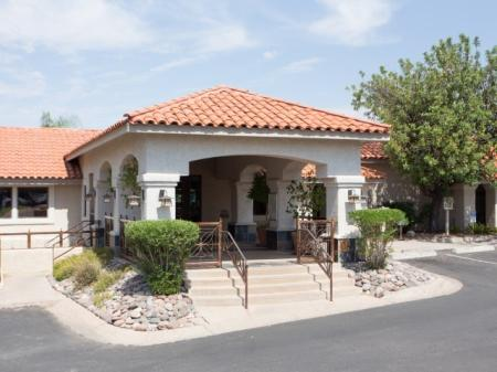 Onsite maintenance at Tucson rentals
