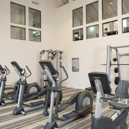 Hilands apartments with onsite gym