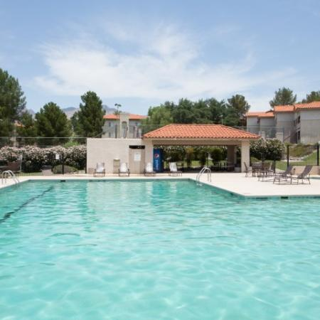 Tucson apartments with pool