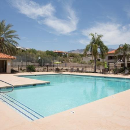 Rentals in Tucson with pool