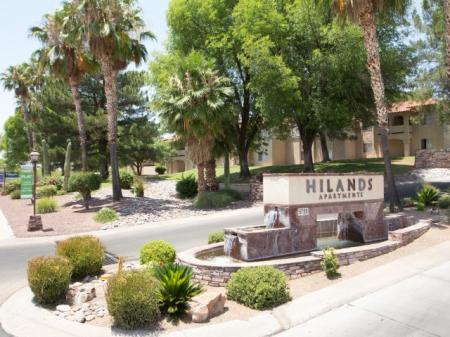 Hilands apartments in Tucson AZ