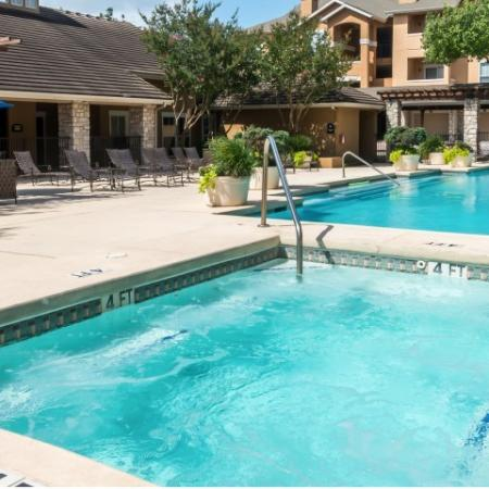 Austin TX rentals | community pool