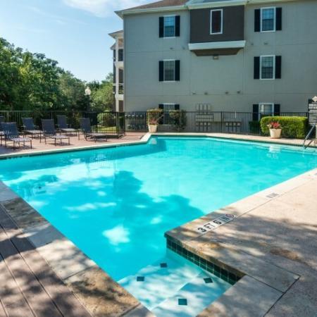 Community pool   Madison at Walnut Creek