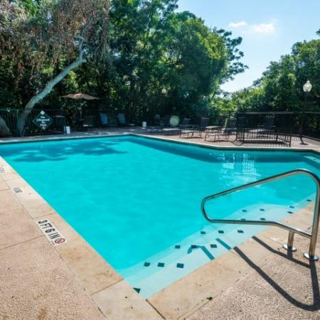 Apartment complex pool | Madison at Walnut Creek