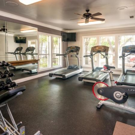 Sedona Springs fitness center