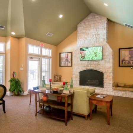 Apartment community clubhouse | Madison at Scofield Farms
