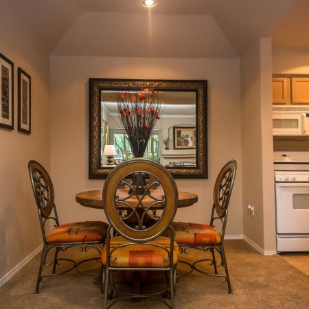 Dining room | Madison at Wells Branch