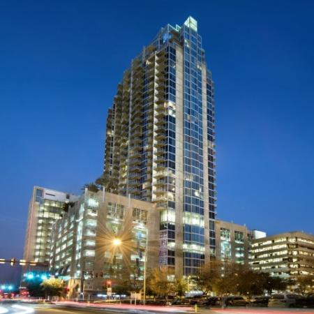 2 bedroom apartment in downtown Tampa