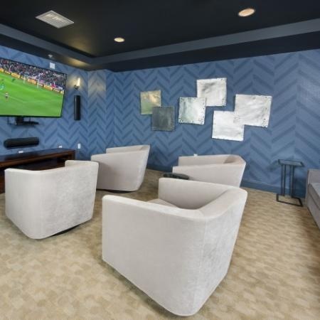 Luxury amenities at Tampa apartments