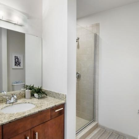 Tampa apartments with granite countertops