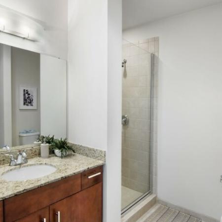 Tampa apartments with granite countertops