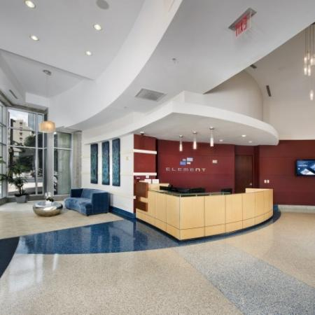 1 bedroom apartments in downtown Tampa | Element