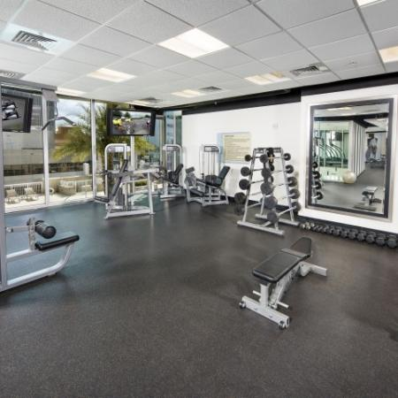 Luxury Tampa apartments with gym | Element
