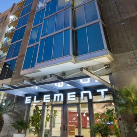 Apartments in downtown Tampa