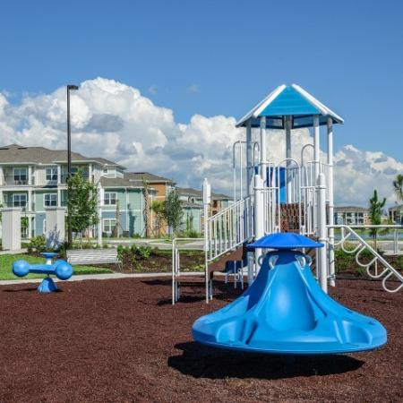 Echo Lake | Kids playground at apartments in Lakewood Ranch