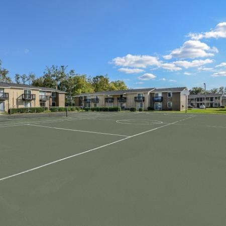 Sports court | Mission Grove rentals