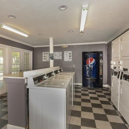 Apartment complex laundry facility | Mission Grove