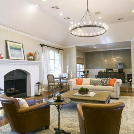 Apartment clubhouse | The Park at Monterey Oaks
