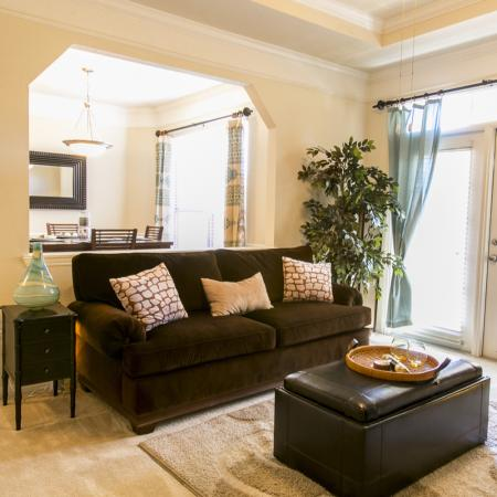 2 bedroom apartments   The Park at Monterey Oaks   south Austin