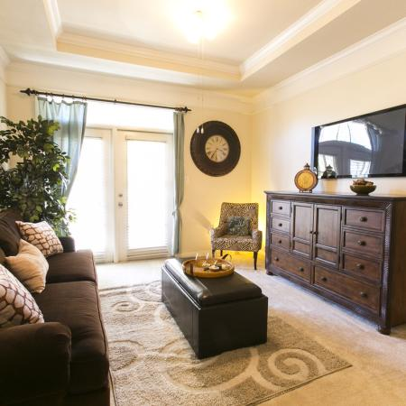 2 bedroom apartment   The Park at Monterey Oaks rental homes