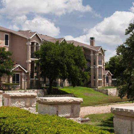 Landscaped community | The Park at Monterey Oaks