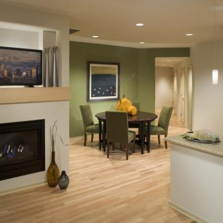 Apartments in downtown Denver