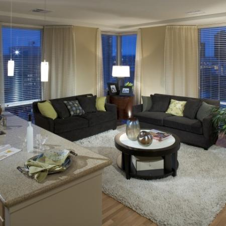 Luxury apartments downtown Denver