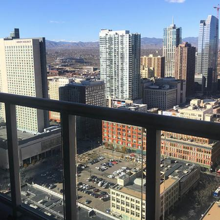 Denver CO apartment rental