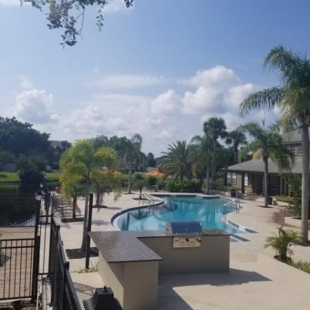 Melbourne FL rental amenities