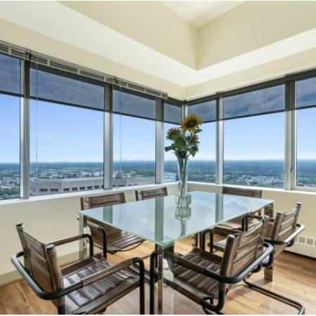 Hartford high rise apartment penthouse with view