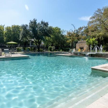 Pool | Austin apartments | Northland at the Arboretum