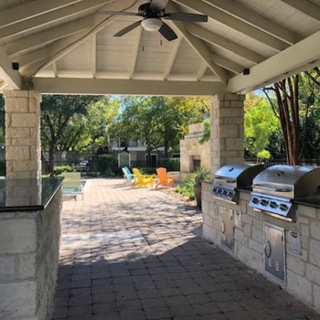 Outdoor grills | Northland at the Arboretum