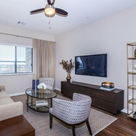 Living room at Canyons at Linda Vista Trail | Oro Valley apartments