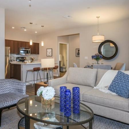 Open floor plan apartments | Oro Valley rentals