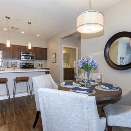 Open kitchen and dining room | Oro Valley rentals on Linda Vista Trail