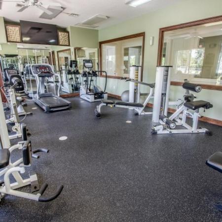 Apartment gym | Gateway Club | Boynton Beach FL