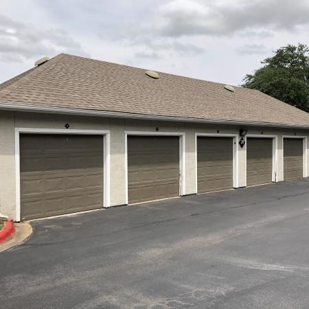 Garage parking | Metric Blvd apartments | Austin TX