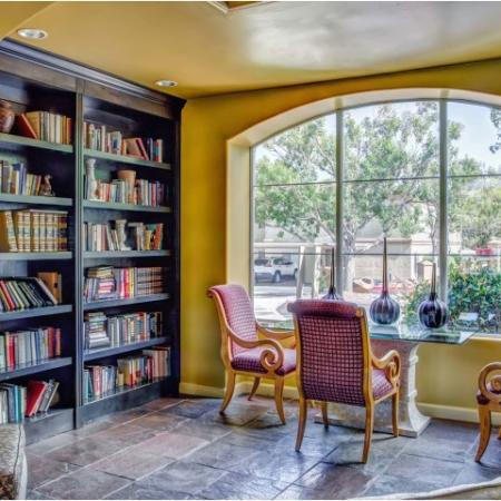 Community Clubhouse | Library | Rio Rancho NM