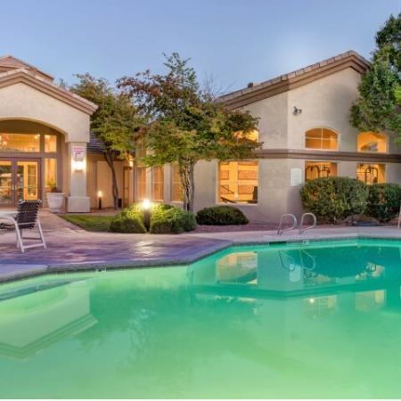 Pool | Apartment Community Swimming | Links at High Resort