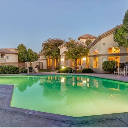 Pool | Links at High Resort | Rio Rancho apartments