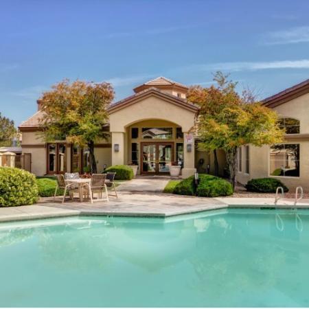 Pool | Apartment community | Rio Rancho
