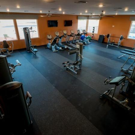 Pima Canyon fitness center