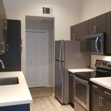 Upgraded apartments in Austin, Texas