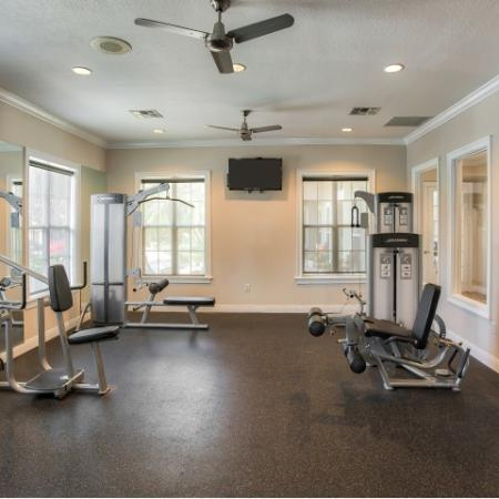 Sanford FL apartment with gym
