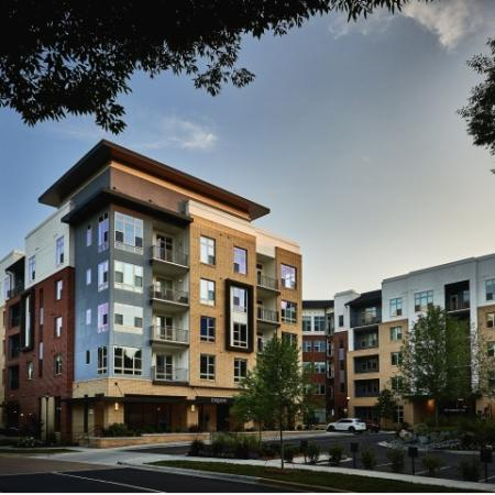Modern apartments Charlotte Southpark