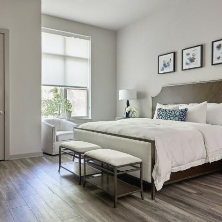 Inspire apartment Charlotte Southpark