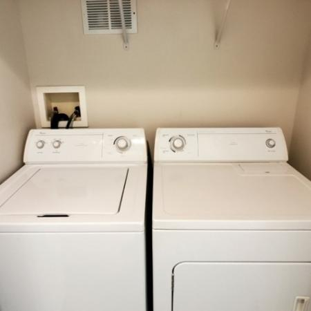 Fort Myers apartments with washer and dryer