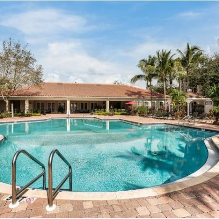 apartment complex pool | Yacht Club at Heritage Harbor