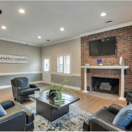 Leasing center in Randolph Park | Charlotte NC apartments